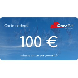 Bon d'achats de 100 €