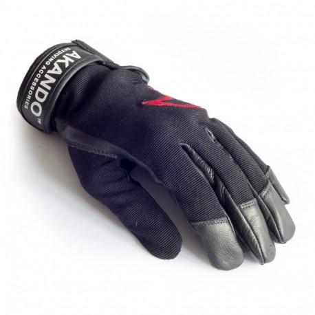 Akando - Gants Pro Black