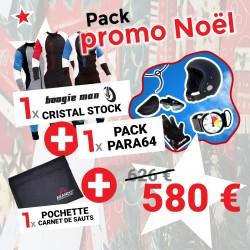 """Pack promo Noël"""