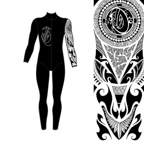 Boogieman - Skin VIP Maori Stock